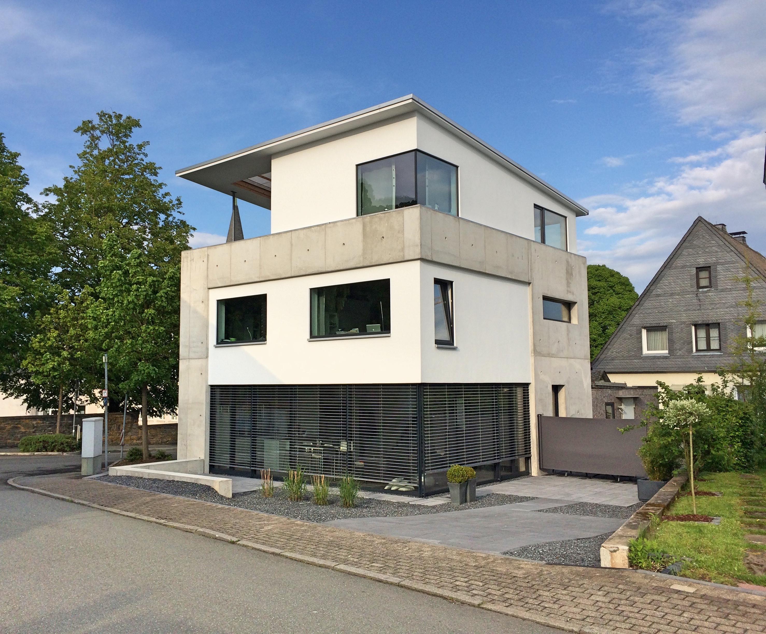 Neubau Stadthaus in Brilon